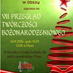 Przegląd Bożonarodzeniowy 2018